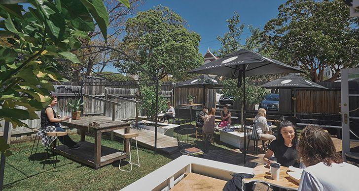 Miss Watson's Garden Café - Urban Walkabout perth blog