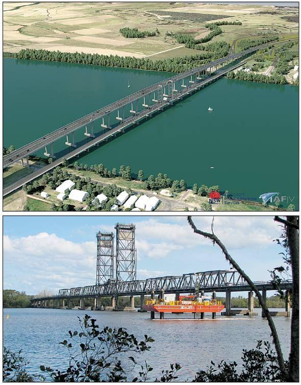 CV Independent | New Harwood bridge works begin