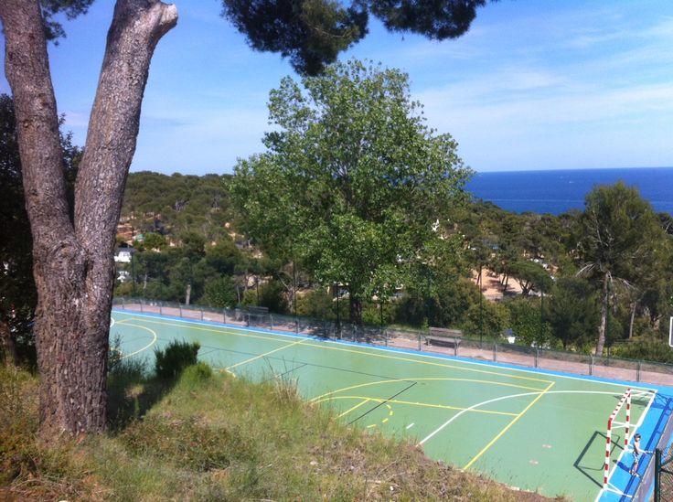 Sport Center / Cala Gogo. Sant Antoni de Calonge. Girona.