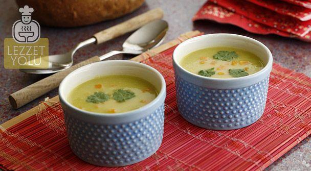 Çok sağlıklı, hafif ve pratik bir çorba yapmaya ne dersiniz?