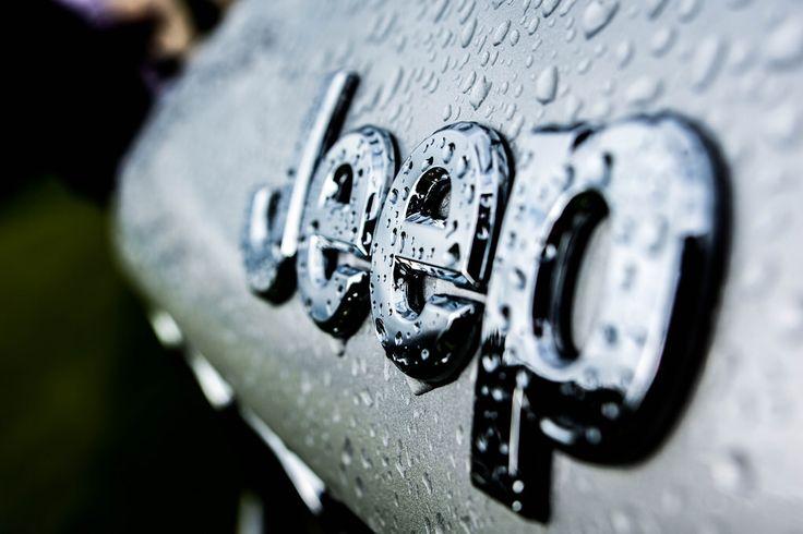 Rainy Jeep :)