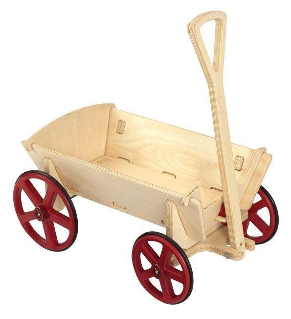 Moover Prairie Ride-On Wagon