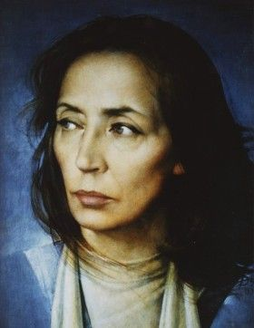 Oriana Fallaci: journalist, interviewer and author