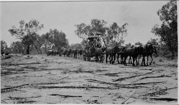 066507PD: Driving out for a picnic, Derby, ca. 1918 https://encore.slwa.wa.gov.au/iii/encore/record/C__Rb2861623