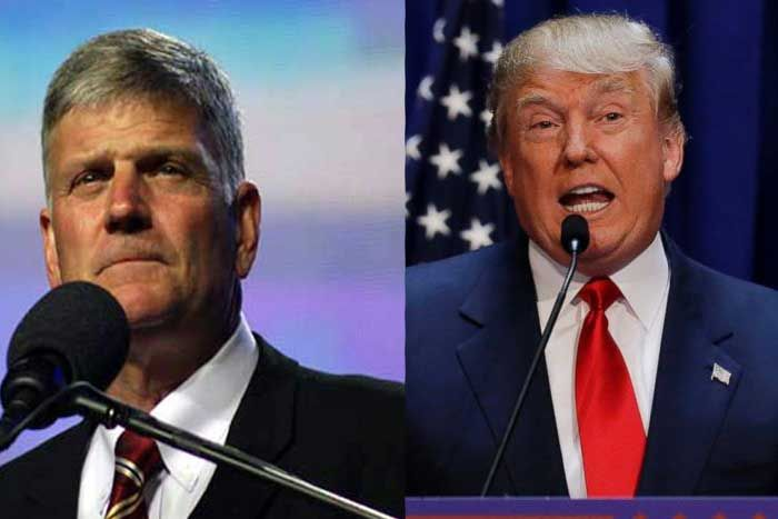 Franklin Graham agrees with Donald Trump President Barack Obama is determined to negotiate with the terrorist thugs of the Iranian regime. This historic capitulation to a hostile nation has to raise serious questions about which side Barack …Share