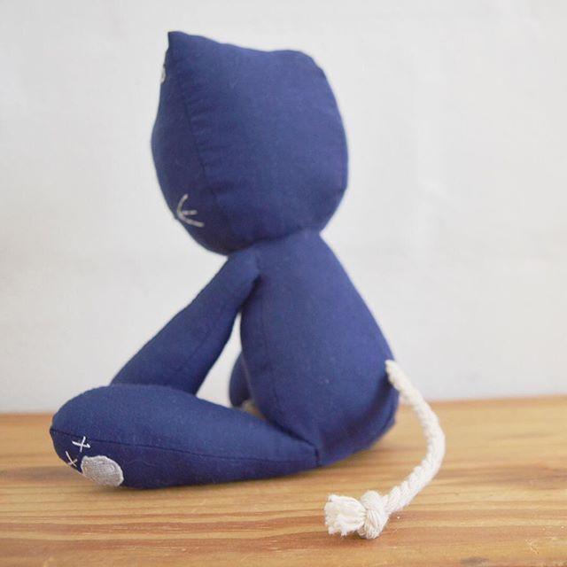 Floppie Kitten. Doll details - Cat paw and tail || by Vir Lief