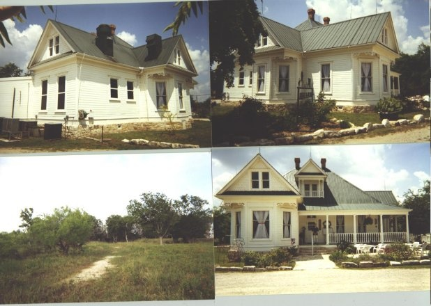 Texas Chainsaw Massacre House - now a restaurant with ...