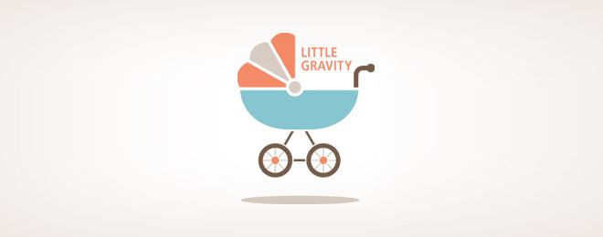 40 Beautiful Baby themed Logo Design examples for your inspiration. Follow us www.pinterest.com/webneel