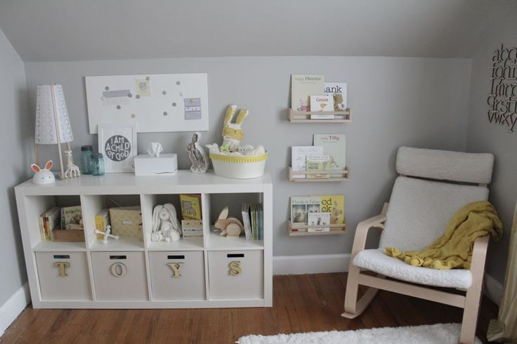A Soft, Neutral Nursery