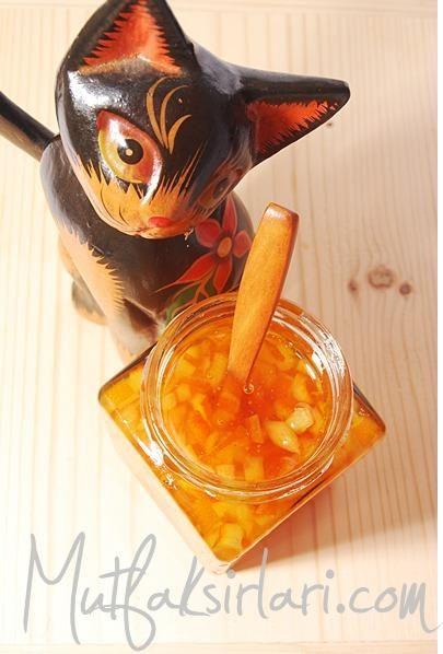 Portakal Reçeli - Tarifin püf noktaları, binlerce yemek tarifi ve daha fazlası...