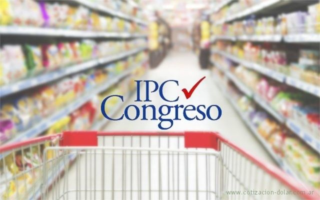 El índice de inflación de julio fue de 2,1% para el congreso
