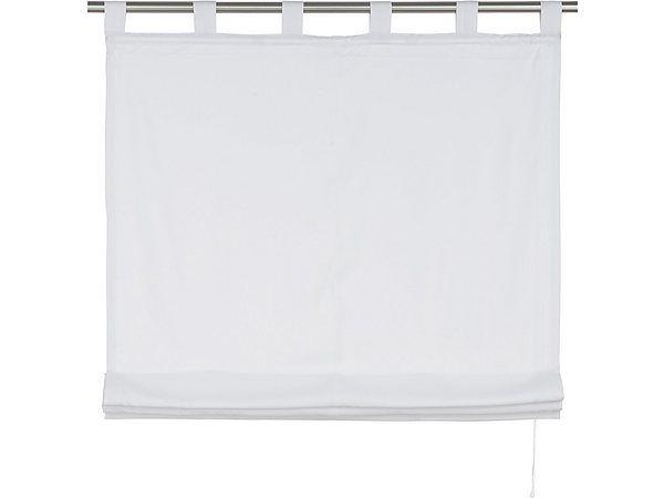 Jetzt Raffrollo, my home, »Yuma Uni«, mit Schlaufen (1 Stück) günstig im schlafwelt Online Shop bestellen