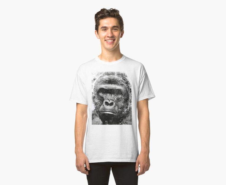 Harambe/Gorilla Ink