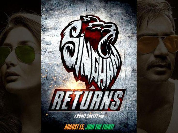 Singham Returns 2014 Movie