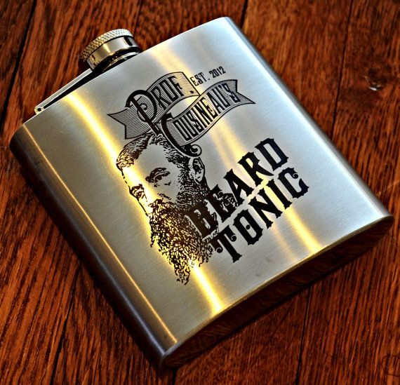 26 Best Groomsmen Flasks That Make Awesome Gifts |  #etsy #etsygifts #flask #flasks #giftideas #gifts #groom #groomsmen #groomsmengifts #guys #handmadegifts #harristweed #hipflask #leatherflask #tweedflask #uniquegifts | flask via 26 Best Groomsmen Flasks That Make Awesome Gifts