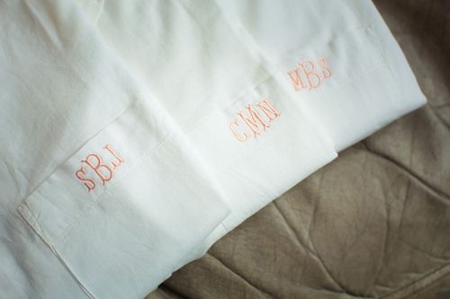 Wedding Bells: 5 Gift Ideas for Your Bridesmaids monogrammed nightshirts for my bridesmaids