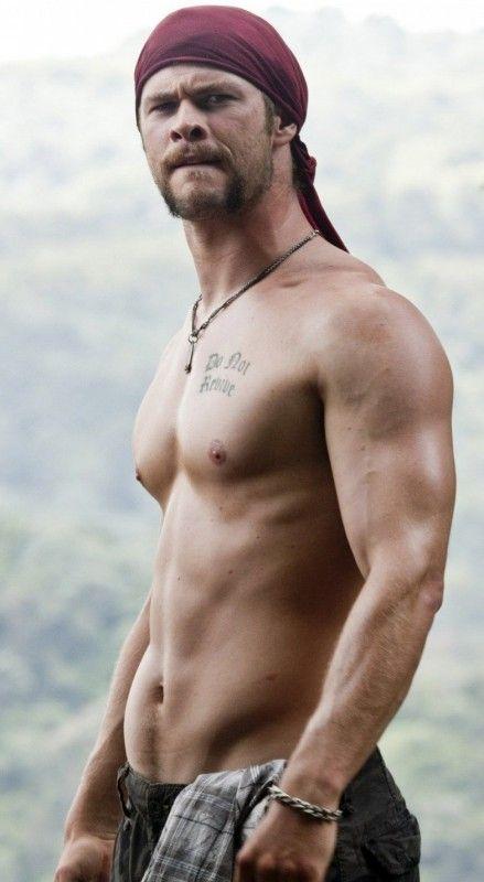 Chris Hemsworth...just gorgeous!