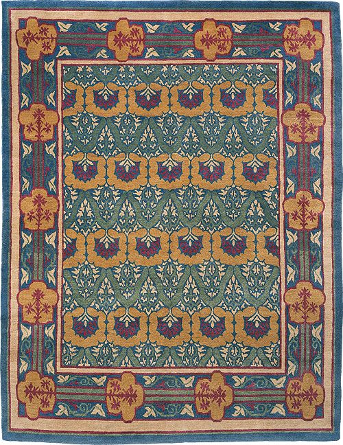 This Craftsman Collection Carpet Is Based On Authentic Designs And Motifs  Of The Arts U0026 Crafts. Craftsman RugsCraftsman FurnitureCraftsman StyleTiger  ...