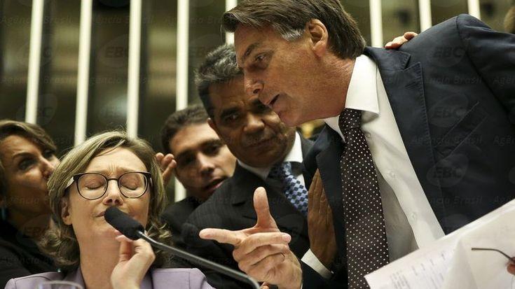 Relator no Conselho de Ética propõe admissibilidade de denúncia contra Bolsonaro