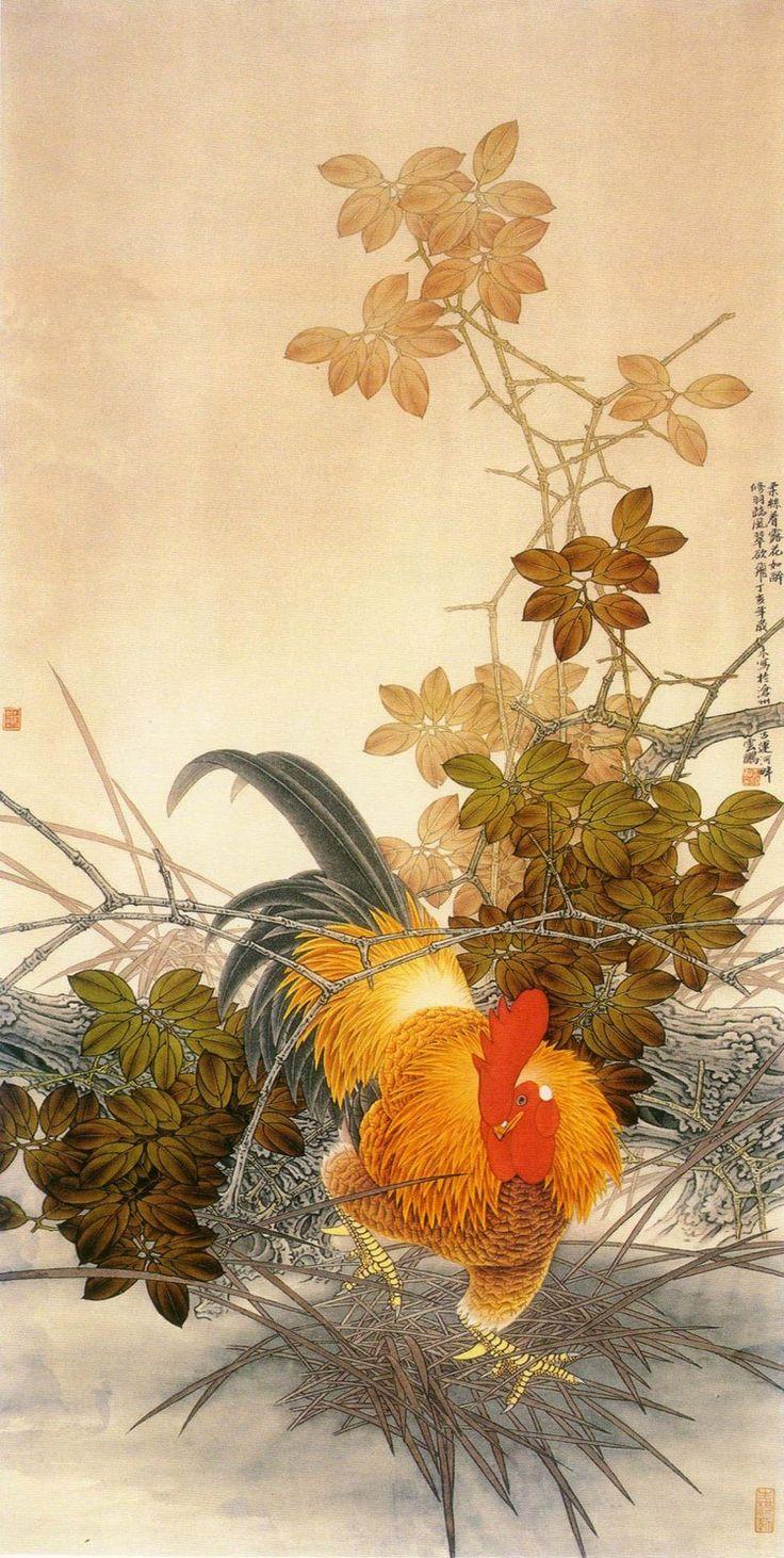 Tian Yunpeng  (Chinese, born 1946)