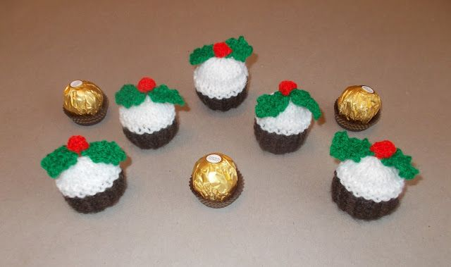 marianna's lazy daisy days: Mini Christmas Pudding