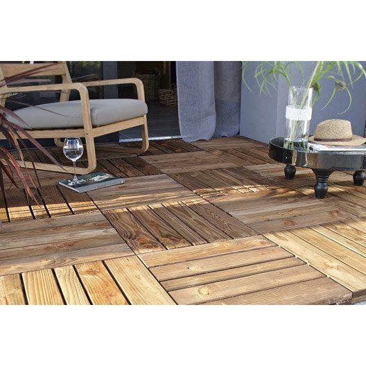 sur Pinterest  Dalle en bois, Welding table et Dalle bois terrasse