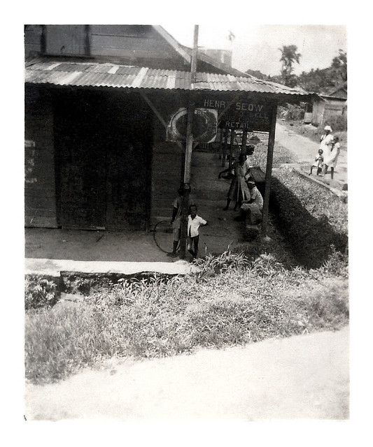 Rum shop,Trinidad ...  back in the day!