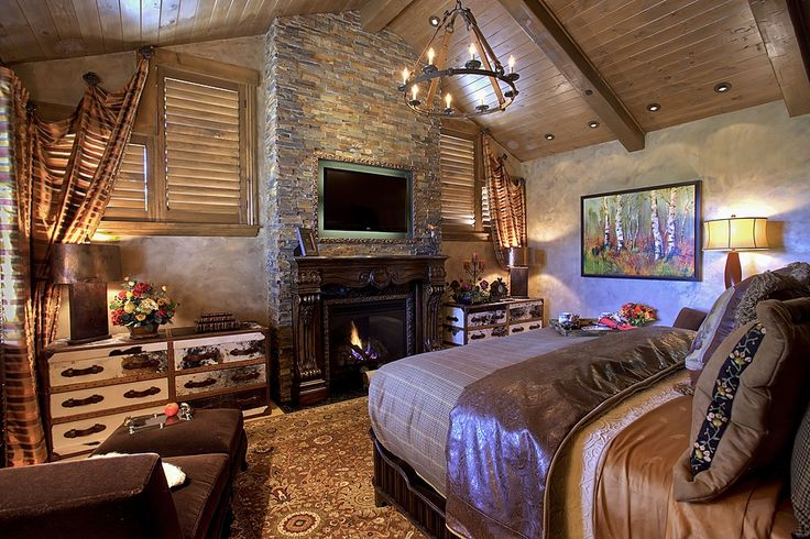 Rustic Master Bedroom Tongue N Groove Ceiling Mountain Home Pinterest Master Bedrooms