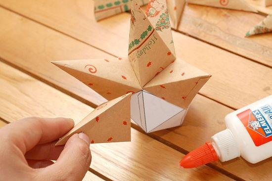 Make A Christmas Card Star Stars How To Make And Christmas