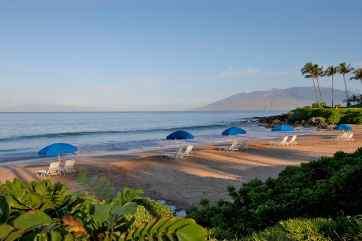 Polo Beach at Kea Lani in Maui ❤ Jeff & I got married there 2001 ❤