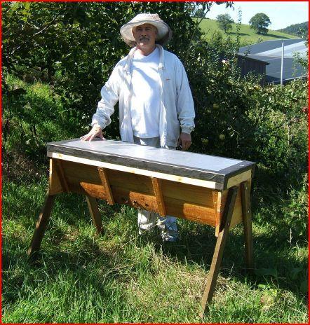 omg I want a beehive!