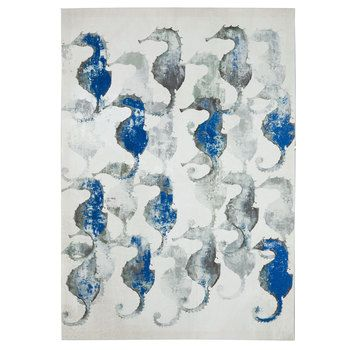 Seahorses Canvas Wall Decor · Girl Bathroom IdeasCanvas ... Part 76