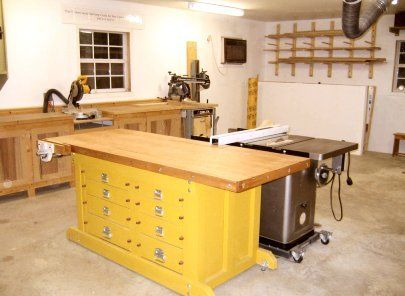 Workbench Design Ideas find this pin and more on workshop bench tool storage metal work bench plans Woodworking Ringthe Ring For The Professional And Hobby Woodworker