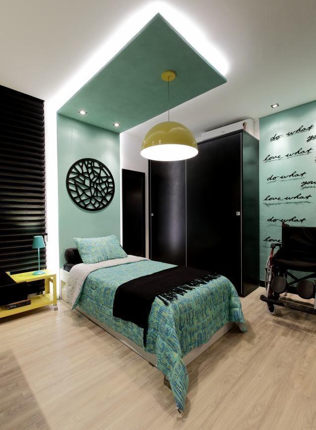 Conheça nossa super seleção com mais de 61 fotos de quartos azul turquesa / tiffany para você se inspirar.                                                                                                                                                                                 Mais