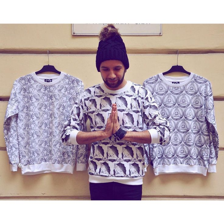 Believe 🙏 unique print unisex monochrome sweatshirt collection szputnyikshop blackandwhite illuminati amen