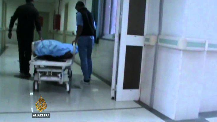#Fallujah doctors appeal for help
