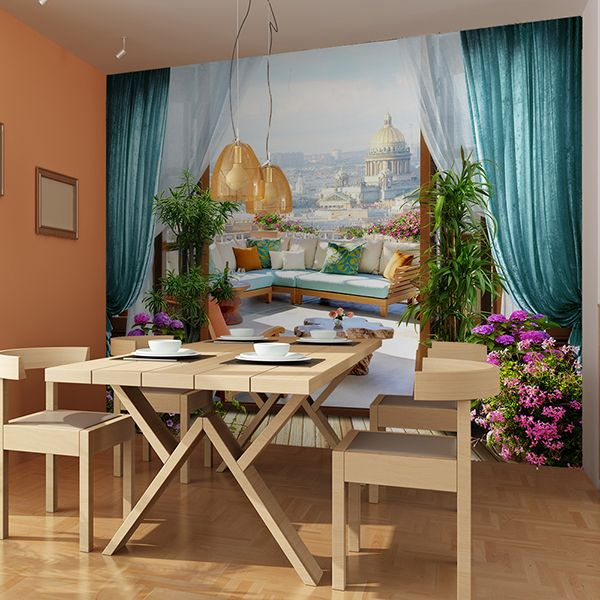 45 best wall paper 3D images on Pinterest Painting, Wall murals