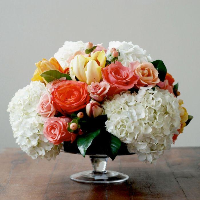 Tischdeko blumen einfach  1000+ ideas about Tischdeko Blumen on Pinterest | Luftballons ...