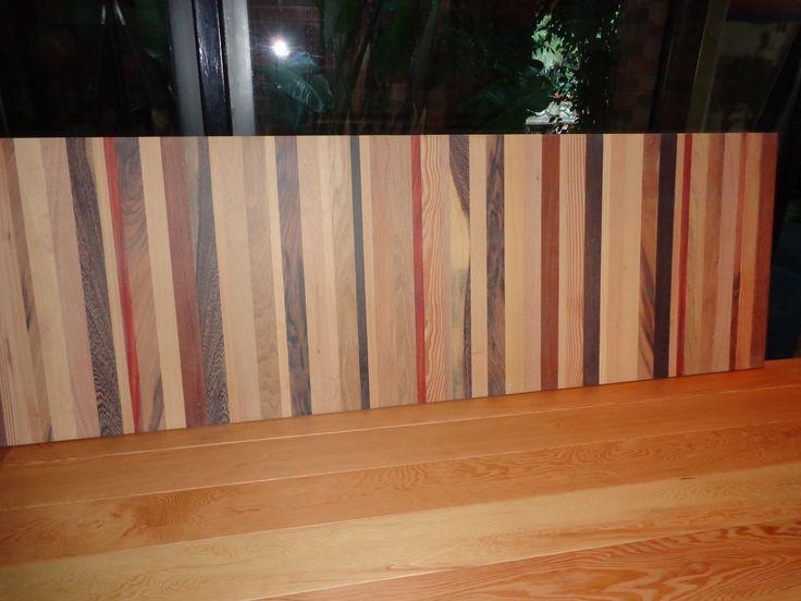 Bed headboard for Charl Hattingh