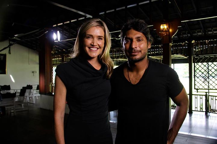 (Video) Kumar Sangakkara's interview on CNN Talk Asia