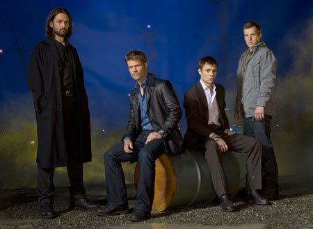 cast pics of the 4400 - Google Search