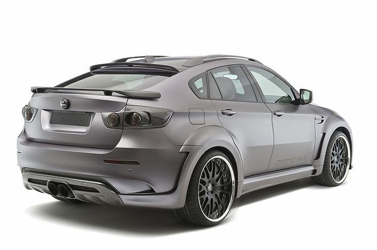 BMW X6M E71 Tuning