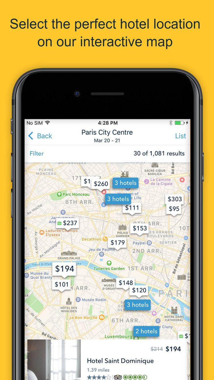 Egencia iosappsappTravel App, Iphone, Ipod touch