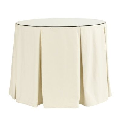 The Tailored Lines Of This Tablecloth Would Be Copied In A Custom Made Ikat  Tablecloth