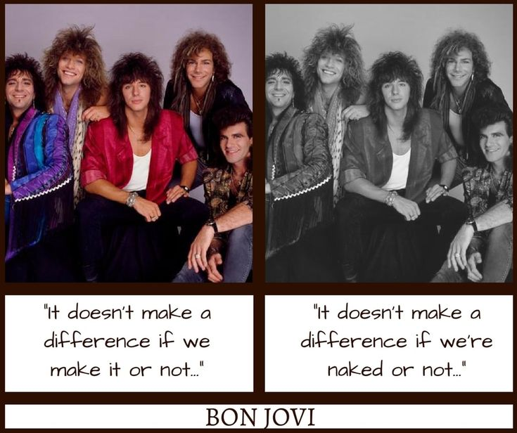 Bon Jovi Livin' On A Prayer Misheard Lyrics