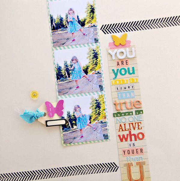 tilted design: Scrapbook Ideas, Suess Quotes, Inspiration Scrapbook, Mixed Fonts, Papercraft Scrapbook, Crafty Scrapbook, Scrapbook Layout, Scrapbooking Ideas, Scrapbook Papercraft
