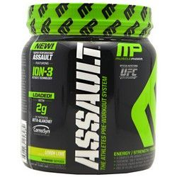 From Març's comment - his top pre-workout sup is #MusclePharm Assault - on sale #DPSNutrition