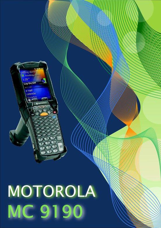 Mobilní datový terminál Motorola MC 9190 strana 1 Mobile Data Terminal Motorola MC 9190