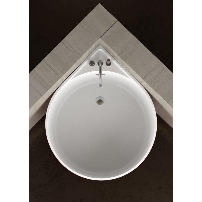 Les 25 meilleures id es de la cat gorie lavabo d angle sur for Mini lavabo salle de bain