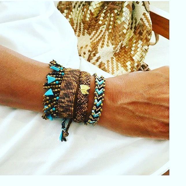 Good morning #holidays #style #antoniakarra #new #bracelets Antonia.Karra @editoriboutiquecyprus
